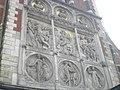 Relief Welvaart, Verbroedering, Beschaving, Amsterdam Centraal Station.jpg