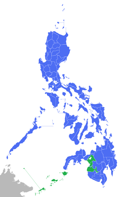 Religion In The Philippines Wikipedia Republished WIKI - World religion map wikipedia