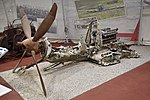Remains of Bell P-63A Kingcobra (ID unknown) (38251008901).jpg