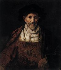 Rembrandt An Old Man in Fanciful Costume.jpg