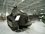 Renault FT-17 in the Base Borden Military Museum 5.jpg
