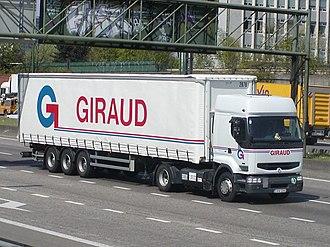 Renault Trucks - Renault Premium