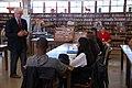 Rep. Miller visits De Anza High School (6234802541).jpg