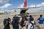 Rescued manatee at Orlando International Airport (4).jpg