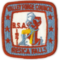 Resica Falls 1971 camp patch.png