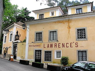 Lawrence's Hotel - Lawrence's Hotel in the centre of Sintra