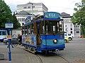 Retro tramvaj v Rize.jpg