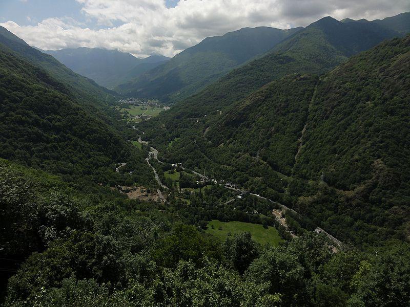 Ribera de la Garona (Vall d'Aran)
