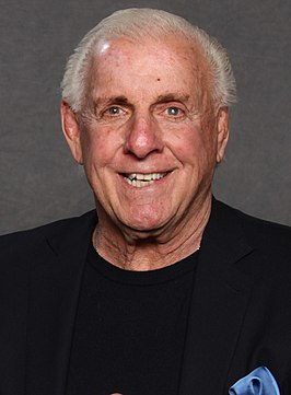 Ric Flair in 2016