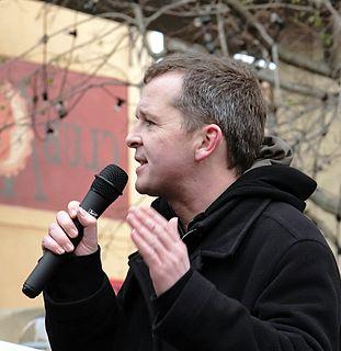 Richard Boyd Barrett Irish politician