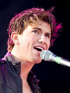 Richard Fleeshman English actor, singer-songwriter