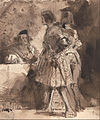 Richard Parkes Bonington - Goetz Von Berlichingen Before The Imperial Magistrate - Google Art Project.jpg