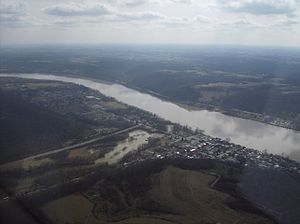 Ripley, Ohio - Image: Ripley on the Ohio River