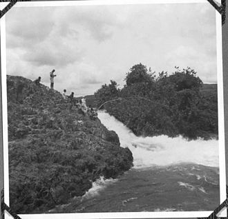 Ripon Falls - Image: Ripon Falls