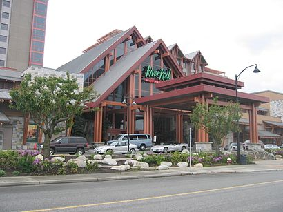 How to get to River Rock Casino Resort with public transit - About the place