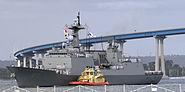 RoK warship Dae Jo Yeong (DDG 977)