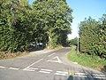 Road Junction at Wilcott Marsh - geograph.org.uk - 1507914.jpg