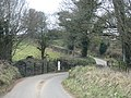 Road winds through Butsford Barton - geograph.org.uk - 1734945.jpg