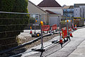 Road works, St Clement, Jersey.JPG