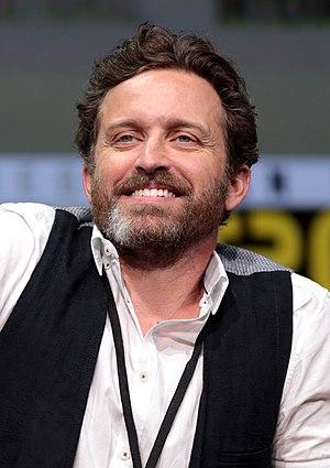 Rob Benedict - Benedict at the 2017 San Diego Comic-Con