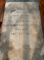 RobertNewtonIncledon Died1846 PiltonChurch Devon.PNG