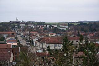 Robert-Espagne Commune in Grand Est, France