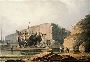 Robert Salmon - Ship Aground.jpg