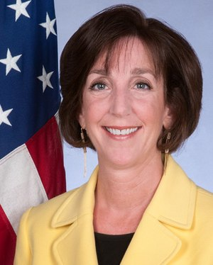 Roberta S. Jacobson - Image: Roberta S. Jacobson official photo