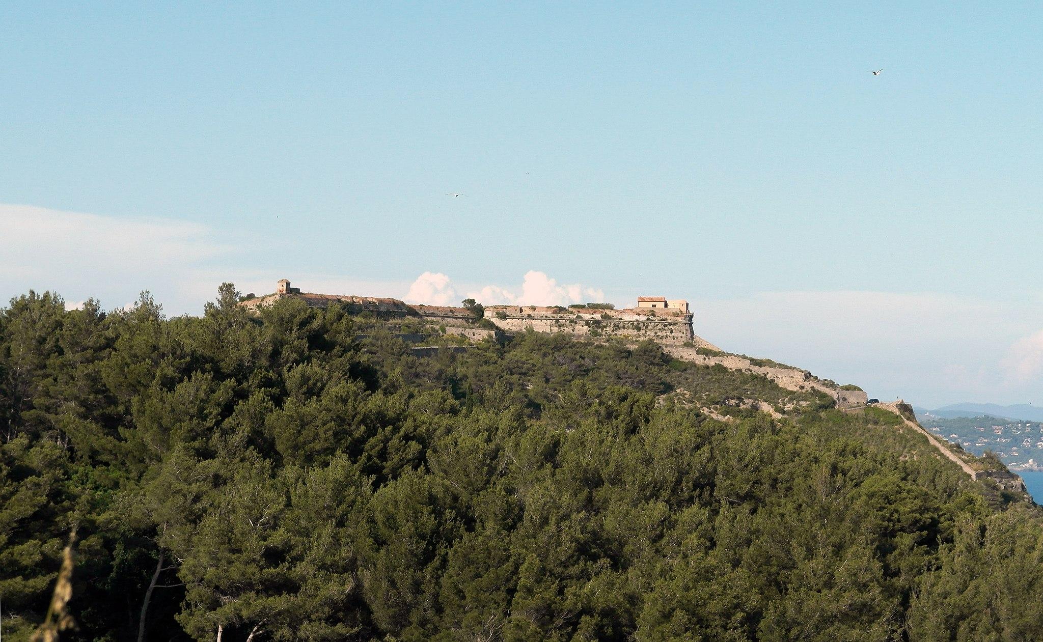 Rocca aldobrandesca, Porto Ercole, Grosseto
