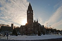 Rochdale Town Hall, in the snow.jpg