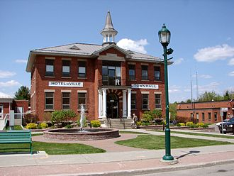 Rockland, Ontario - Town hall