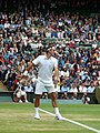 Roger Federer about to serve on Centre Court (geograph 3021668).jpg