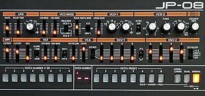 Roland Jupiter-8 - The Roland JP-08 copies the Jupiter-8 voice architecture