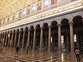 Roma, Basilica di San Paolo Fuori le Mura, interno (2).jpg
