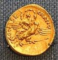 Roma, aureo di sabina, 138-139.JPG