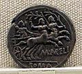 Roma, repubblica, denario di m. aurelius cotta. 139 ac..JPG