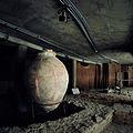 Roman-Byzantine dolium in a hotel basement museum -Mangalia.jpg