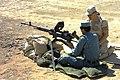 Romanian Gendarmerie provide heavy weapons knowledge to Afghan National Police (6301325266).jpg