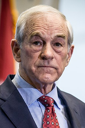 Republican Party presidential candidates, 2012 - Image: Ron Paul 0723 (cropped) 2