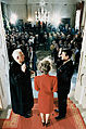 Ronald Reagan inauguration private ceremony 1985.jpg