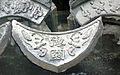 Roof tile end decoration, Yuyuan Gardens.jpg
