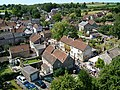 Roofs of Nunney village Somerset - panoramio.jpg