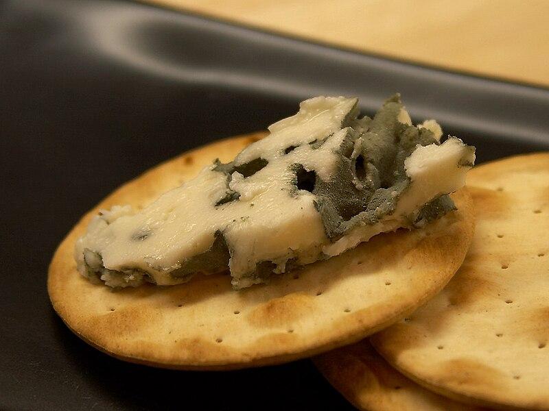 File:Roquefort cheese - PDphoto.jpg