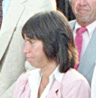Rosemary Casals American tennis player