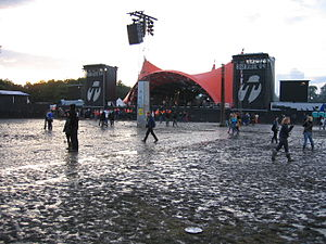 Roskilde Festival - Orange Scene in 2004