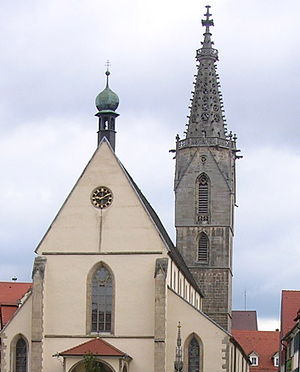 Roman Catholic Diocese of Rottenburg-Stuttgart - Rottenburg Cathedral