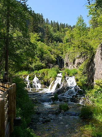 Spearfish Canyon - Roughlock Falls Nature Area