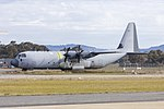 Royal Australian Air Force (A97-448) Lockheed Martin C-130J Hercules at Wagga Wagga Airport.jpg