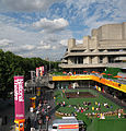 Royal National Theatre, Lambeth, London-16July2009.jpg