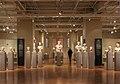 Royal Ontario Museum, Eaton Gallery of Rome - general view of busts.jpg